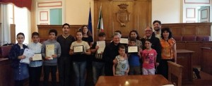 La premiazione del concorso 'Dominick Ferrante', edizione 2016