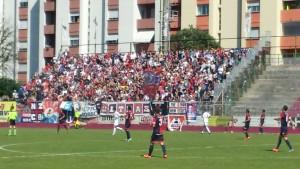 I tifosi del Campobasso a Fano