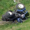 trattore incidente ky
