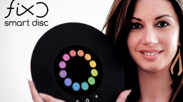 Photo of È 'made in Campobasso' il primo iPC tondo al mondo: Fixo rivoluziona l'hi-tech