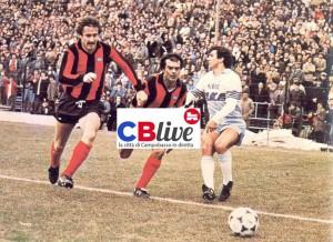 """Campobasso - Lazio allo stadio """"Vecchio Romagnoli"""" (foto  Redazione Laziowiki)"""