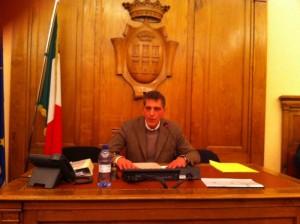 Il presidente del Consiglio comunale Michele Durante