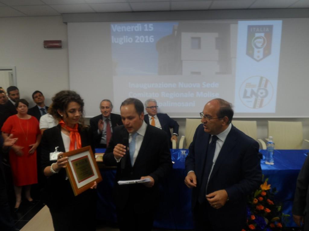 premiazioni figc inaugurazione sede (2)