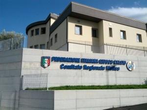 La nuova sede della Figc/Lnd Molise