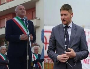 Gli aspiranti presidenti della Provincia, Battista e Carlone