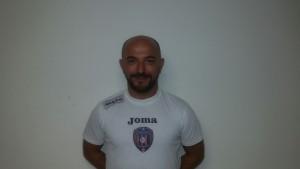 Michele Marro, neo-calciatore della Chaminade Campobasso