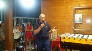 Il patron Michele Scinocca