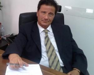Il presidente Pasquale Oriente