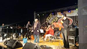 La serata di 'Jazz in Campo Jazz in Galdo' per Amatrice