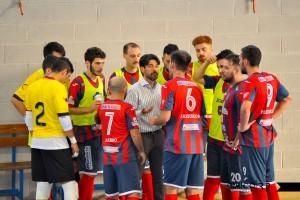 La Chaminade Campobasso attorno a coach Pizzuto (foto Civico 32)