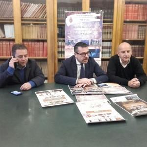La conferenza stampa a Palazzo Mancini