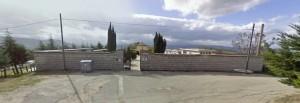 Il cimitero di Santo Stefano