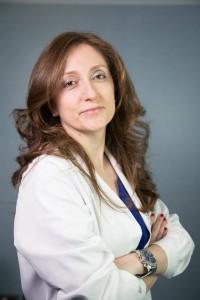 Il medico Laura Venezia