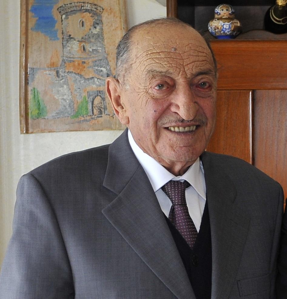 Il compianto imprenditore Domenico Scarnata