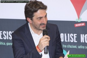 """Il giornalista Enzo Luongo, autore del libro """"Il Molise non esiste"""""""