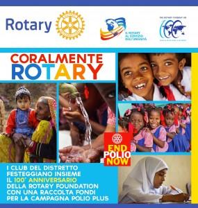 CoralmenteRotary2017Locandina