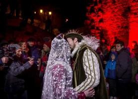 Il bacio di Fonzo e Delicata