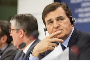 L'europarlamentare Aldo Patriciello