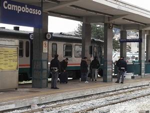 Photo of Campobasso, a rischio il presidio della Polizia Ferroviaria. Un'altra tegola potrebbe abbattersi sul Molise