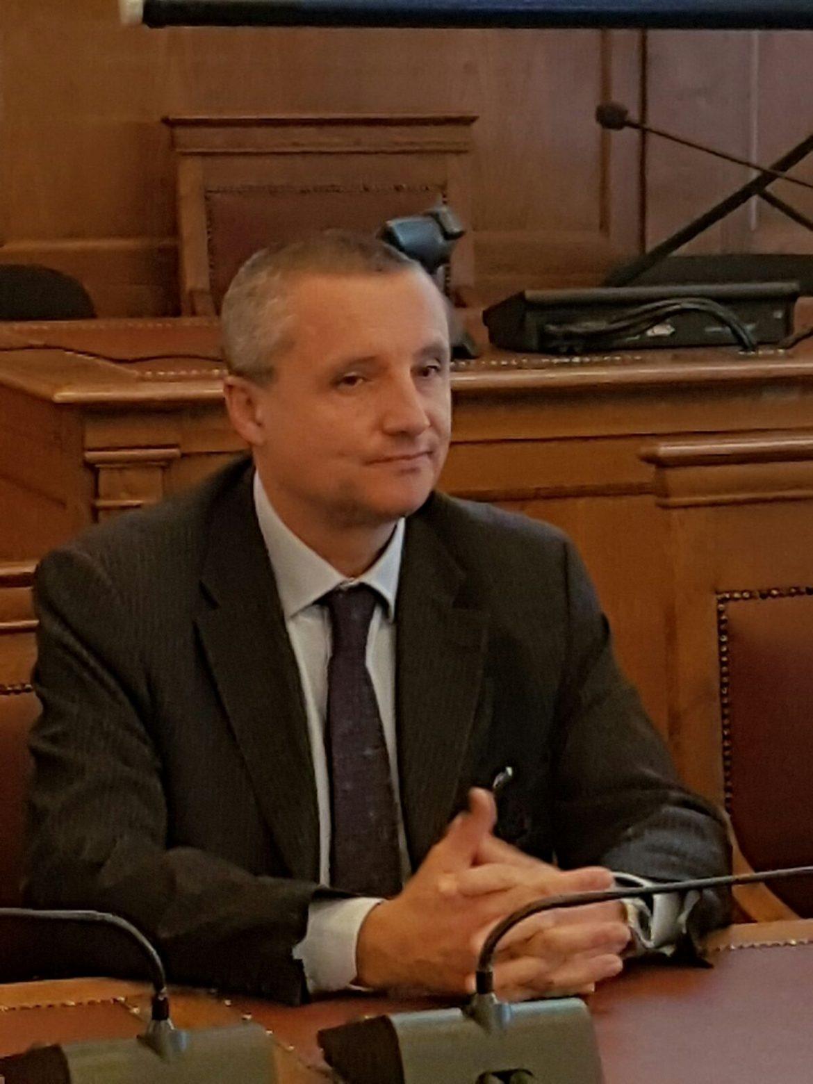 Stefano Sabatini, presidente del CdA della Sea