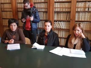 Giusy De Castro, Alessia D'Alessandro e Francesca De Lucia