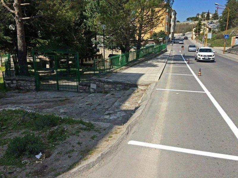 Photo of Cronache marziane / Polverone social per i parcheggi a Fontana Vecchia, ma chi si indigna per la sosta selvaggia che regna a Campobasso?