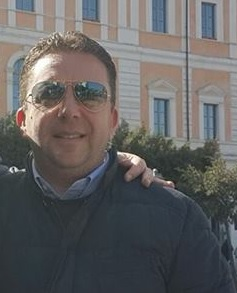 Il consigliere comunale Gianluca Maroncelli