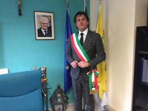 Il sindaco Alessandro Amoroso