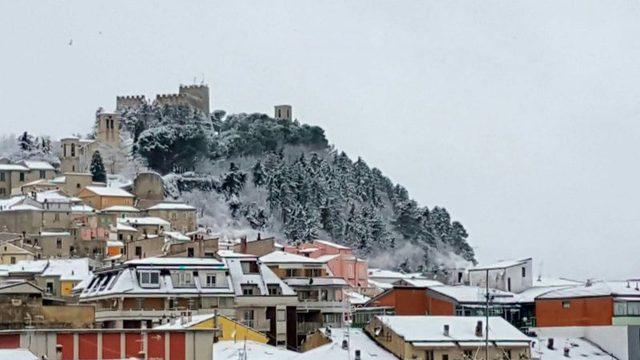 Photo of Ritorno dell'inverno sul Molise: in arrivo pioggia, freddo e qualche fiocco di neve sui rilievi