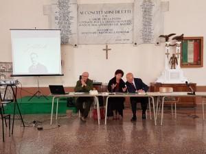 Corradino Guacci, Italo Testa e Rita Frattolillo