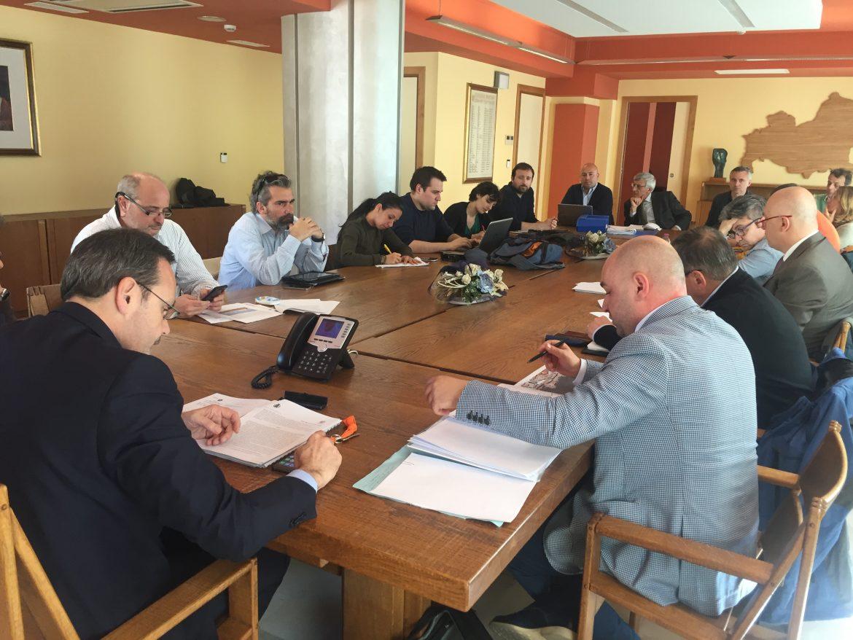 La task force in Regione per la situazione di Civitacamporano
