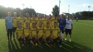 Gli Allievi in campo al torneo 'Givova Soccer Experience'