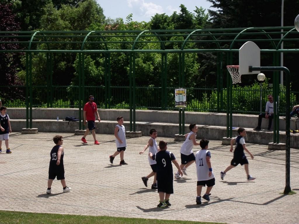 basket parco 17
