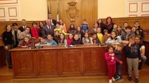 Il Consiglio comunale dei bambini e della bambine a Palazzo San Giorgio