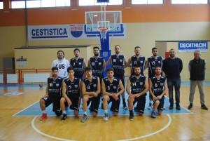 La squadra del Cus Molise che parteciperà alle finali dei campionati nazionali universitari