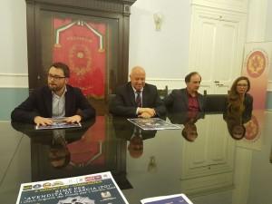 La conferenza stampa in Provincia a Campobasso di presentazione dell'evento