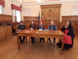 La conferenza stampa di presentazione di 'ImbrARTiAMO'