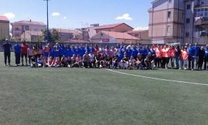ragazze in gioco calcio femminile settore giovanile e scolastico
