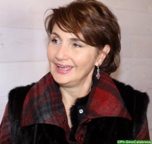 L'assessore comunale Maria Rubino