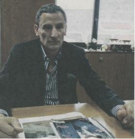 L'imprenditore irpino Salvatore Pugliese