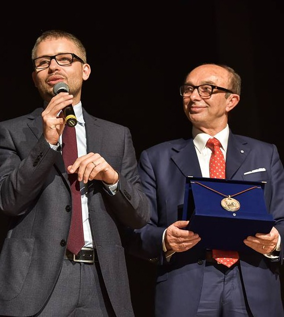 Nicola D'Ascenzo e Vincenzo Cotugno