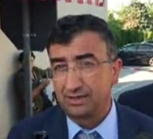 Roberto Fagnano, campobassano, direttore generale dell'Asl di Teramo