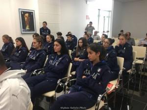 La Nazionale femminile Under 17 di calcio a 5