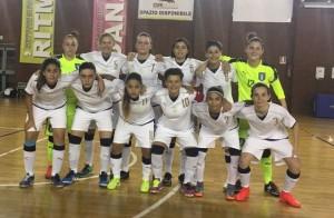 L'Italia Under 17 femminile