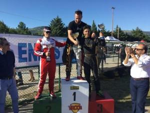 karting premiazioni top driver