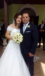 Tommaso Miele e Clara Zurlo