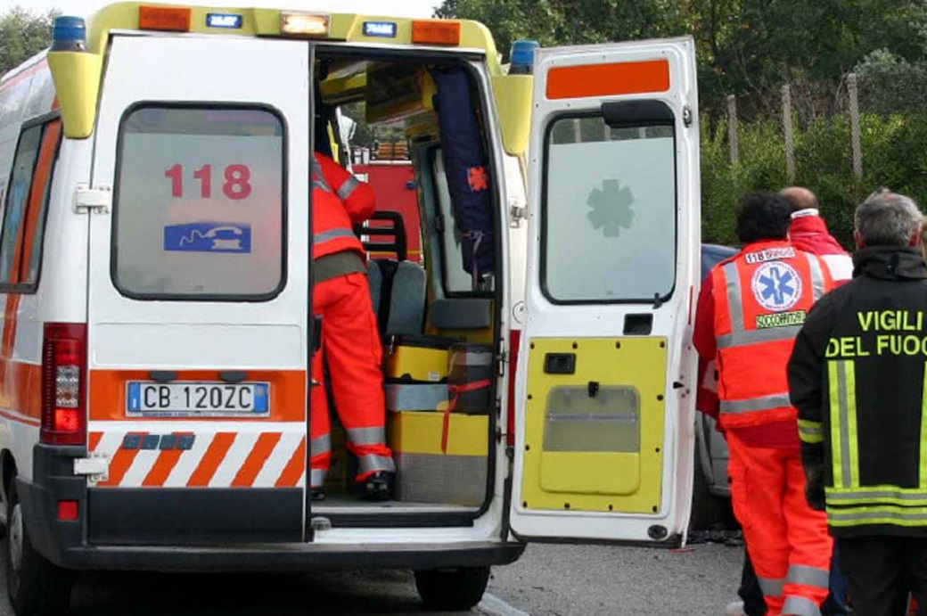 Photo of Incidente frontale al bivio di Campodipietra: tra i feriti anche un neonato