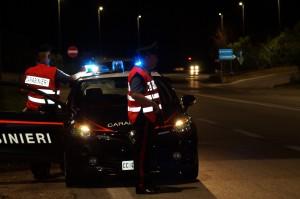 carabinieri notte p.c.