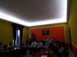 Il Consiglio comunale di Bojano