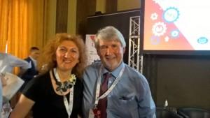 foto con Ministro Poletti